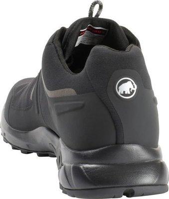 Mammut Ultimate Pro Low GTX Mens Shoes Black/Black UK 9