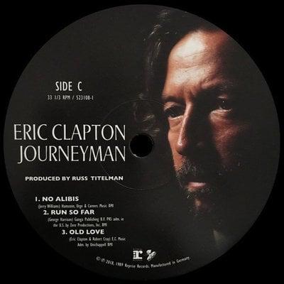 Eric Clapton Journeyman