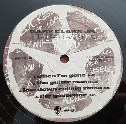 Gary Clark Jr. This Land