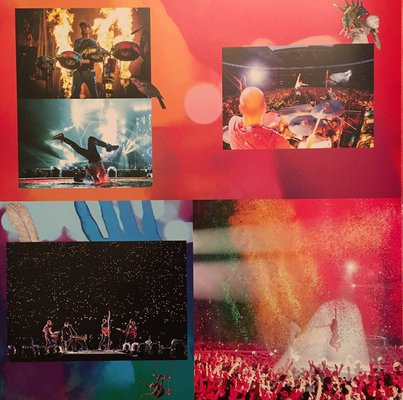Coldplay Live In Buenos Aires/Live In Sao Paulo/A Head Full Of Dreams (3 LP + 2 DVD)