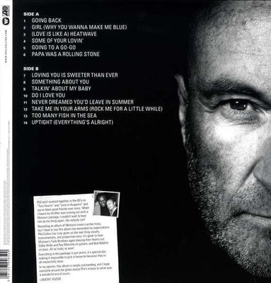 Phil Collins The Essential Going Back (Deluxe Edition)