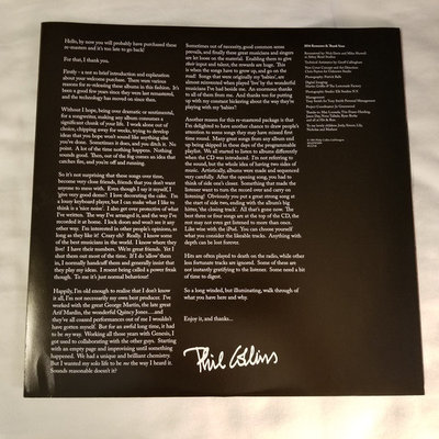 Phil Collins No Jacket Required (Deluxe Edition)