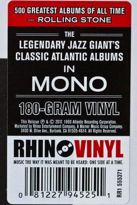 John Coltrane Giant Steps (Mono Remaster)