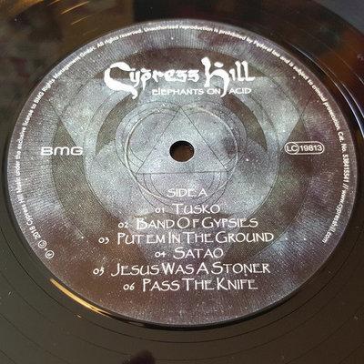 Cypress Hill Elephants On Acid