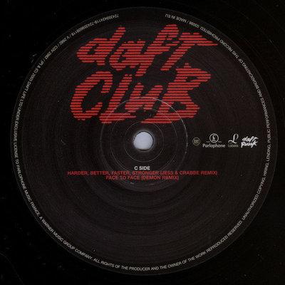 Daft Punk Daft Club