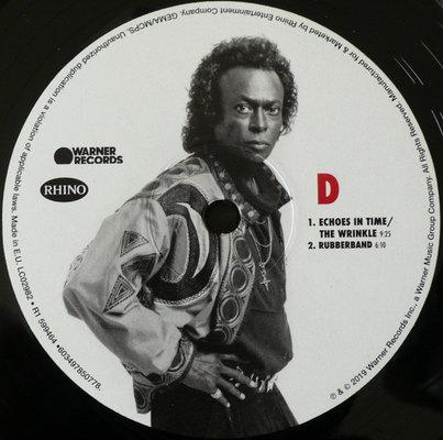 Miles Davis Rubberband