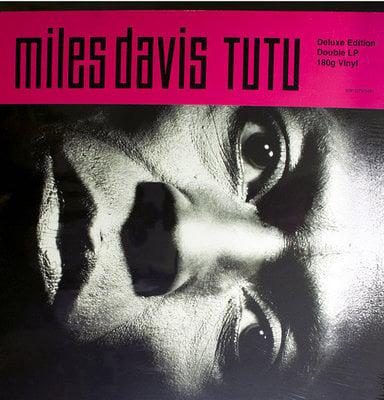 Miles Davis Tutu Deluxe Edition