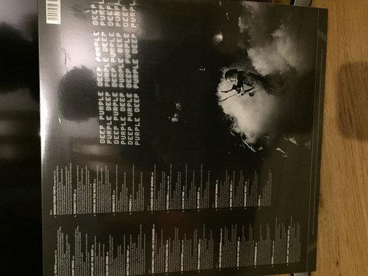 Deep Purple A Fire In The Sky (3 LP)