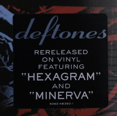 Deftones Deftones