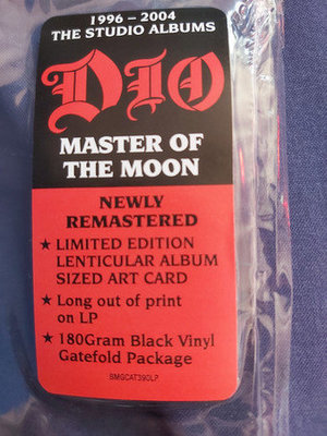Dio Master Of The Moon
