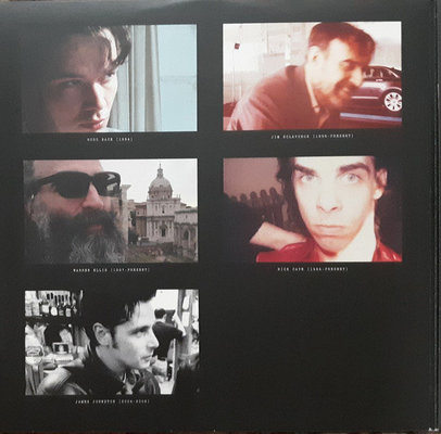 Nick Cave & The Bad Seeds Lovely Creatures - The Best Of 1984-2014 (3 LP)