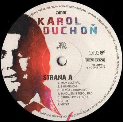 Karol Duchoň S Usmevom (Vinyl)