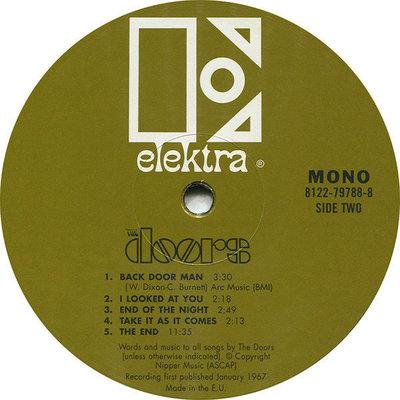 The Doors The Doors (Mono)
