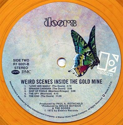 The Doors Weird Scenes Inside The Gold Mine