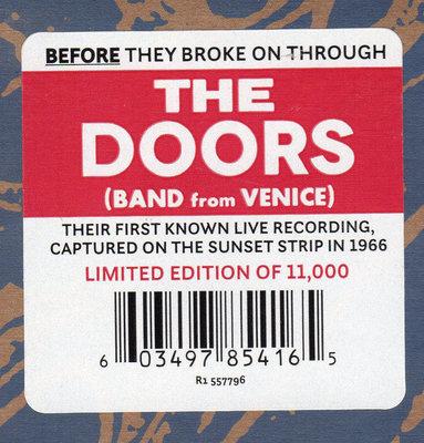 The Doors Rsd - London Fog