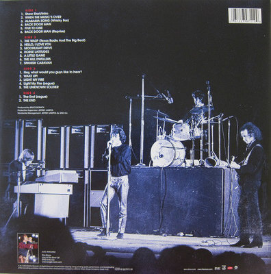 The Doors Live At The Bowl'68