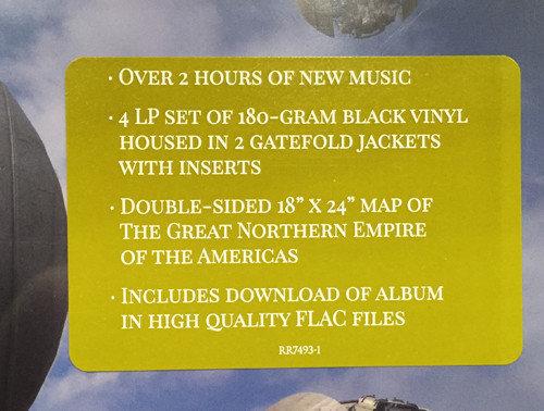 Dream Theater The Astonishing (4 LP Box Set)