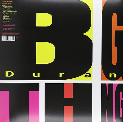 Duran Duran Big Thing (2Lp)