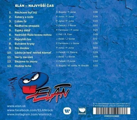 Elan Najvyssi Cas
