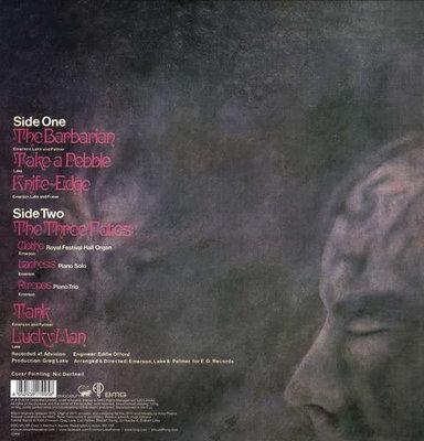 Emerson, Lake & Palmer Emerson, Lake & Palmer (Vinyl LP)