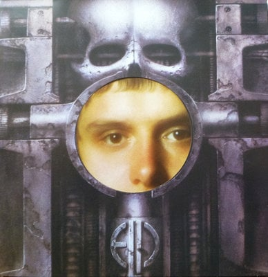 Emerson, Lake & Palmer Brain Salad Surgery