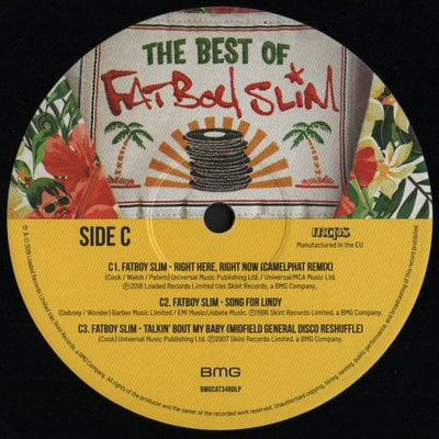 Fatboy Slim The Best Of