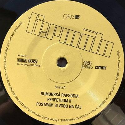 Fermata Fermata (Vinyl)