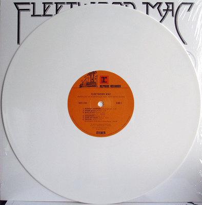 Fleetwood Mac Fleetwood Mac (White Vinyl Album)