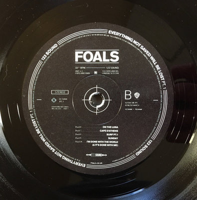 Foals Everything Not Saved Will Be Lost Part 1