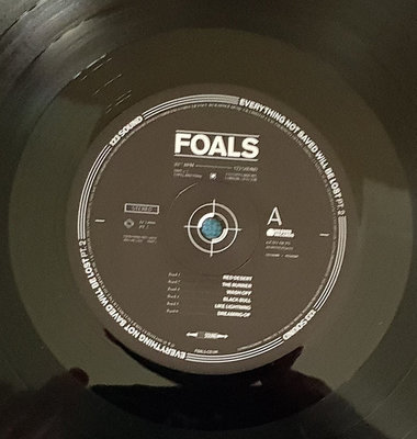 Foals Everything Not Saved Will Be Lost Part 2