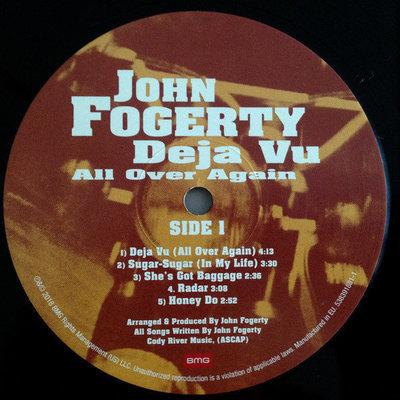 John Fogerty Deja Vu (All Over Again)