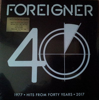 Foreigner 40
