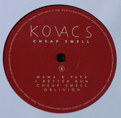 Kovacs Cheap Smell