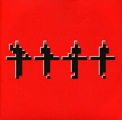 Kraftwerk 3-D The Catalogue (Eng)