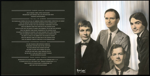 Kraftwerk Trans-Europe Express (2009 Edition)