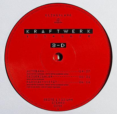 Kraftwerk 3-D Der Katalog (De)