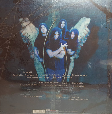 Kreator Cause For Conflict [2Xlp]