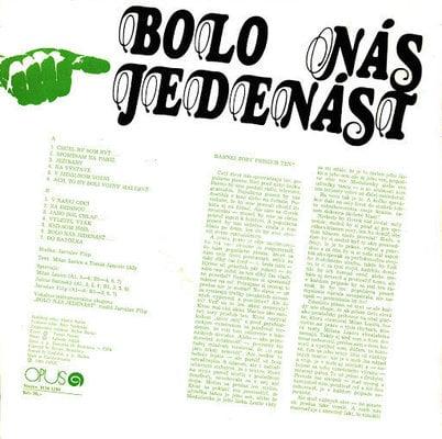Lasica / Satinský / Filip Bolo Nas Jedenast (Vinyl)