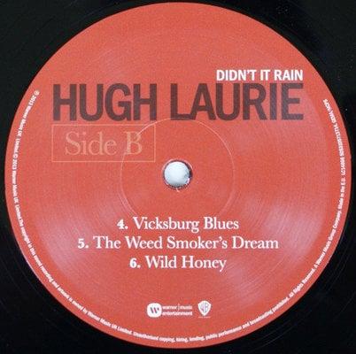 Hugh Laurie Didn'T It Rain