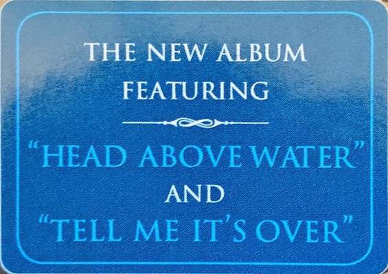 Avril Lavigne Head Above Water (Vinyl LP)