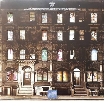 Led Zeppelin Physical Graffiti Deluxe Edition Remastered Vinyl (3 LP)