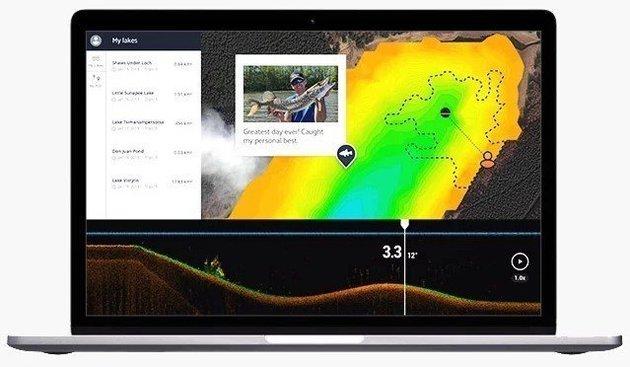 Deeper Fishfinder Pro+