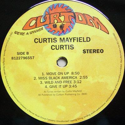 Curtis Mayfield Curtis