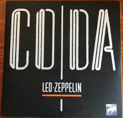 Led Zeppelin Coda (3 LP)