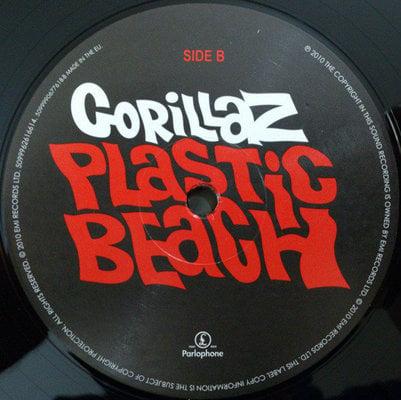 Gorillaz Plastic Beach (2Lp)