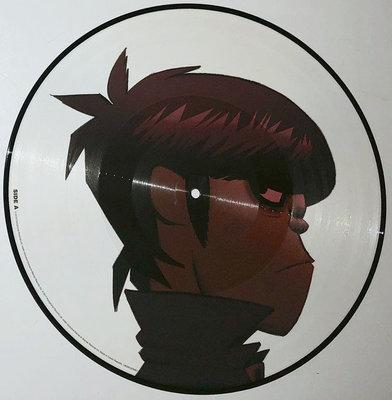 Gorillaz Demon Days (Picture Vinyl Album)