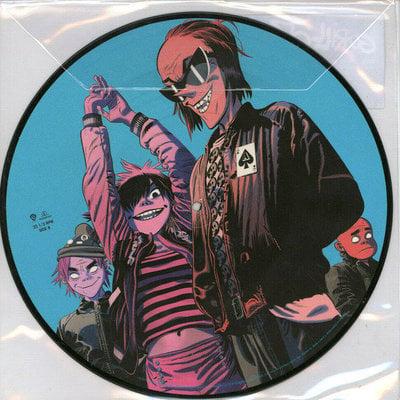 Gorillaz The Now Now (Picture Vinyl)