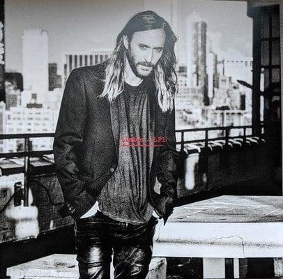 David Guetta Listen (Silver Vinyl)