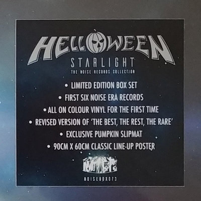 Helloween Starlight (8 LP)