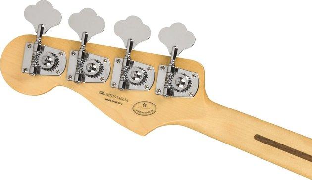 Fender Player Jazz Bass MN Aged Natural